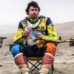 Daniel Gouet sufrió accidente en el Desafío Ruta 40 y fue trasladado a Santiago