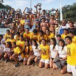 Los Primos Grimalt ganaron la séptima fecha del Circuito Sudamericano de Volley Playa