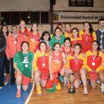 Universidad Austral representará a Chile en Sudamericano de Clubes Femenino de Básquetbol