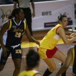 Universidad Austral logró su primer triunfo en el Sudamericano de Clubes de Básquetbol Femenino