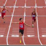 Diego Delmónaco clasificó a los Juegos Olímpicos de la Juventud haciendo una gran marca en Cali