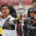 Seleccionados chilenos de tiro con arco participan en Copa del Mundo en Colombia