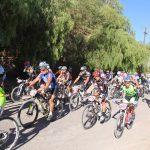 Cristóbal Silva ganó la primera etapa del Atacama Challenger Mountain Bike