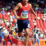 Atleta Cristián Reyes comienza fase de quimioterapia tras diagnóstico de cáncer
