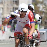 Carlos Oyarzún se mantiene en el puesto 21 de la Vuelta a Portugal