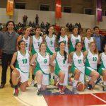 New Crusaders mantiene el liderato de la zona norte en la Liga Femenina de Básquetbol