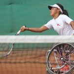 Macarena Cabrillana cayó en segunda ronda del ITF 2 en Brisbane