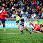 Selección Chilena de Rugby cayó ante los Pumas por la Consur Cup