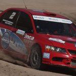Ramón Torres participará en la quinta fecha del World Rally Championship