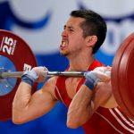 Francisco Barrera obtuvo medalla de plata en Panamericano de Pesas