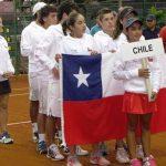 Chile terminó séptimo en varones por el Sudamericano Sub 14 de Tenis