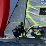 Equipo Grez mantiene la ubicación 14 en la Garda Trentino Olympic Week