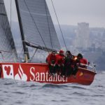 """""""Santander"""" se coronó campeón de la categoría Soto 40 en el Nacional Oceánico VTR"""