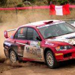 Ramón Torres se mantiene en puestos de podio de su categoría en el Rally de Córdoba
