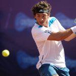 Gonzalo Lama cayó en octavos de final del Challenger de Perugia
