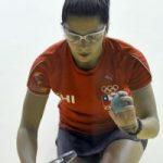 Francisco Troncoso y Carla Muñoz siguen cosechando triunfos en el Mundial de Racquetball