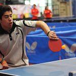 Juveniles destacaron en el Campeonato Nacional Paralímpico de Tenis de Mesa