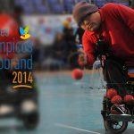 Leonel Arellano fue la principal figura en primera fecha del Nacional Salcobrand de Bochas Paralímpicas