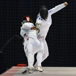 Caterin Bravo fue la mejor chilena en las pruebas individuales del Panamericano de Esgrima