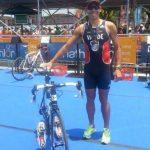 Felipe Van de Wyngard logró el décimo lugar en el ITU Triatlón de Huatulco