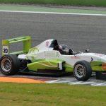Jorge Bas se quedó con la tercera fecha de su categoría en la F2 italiana