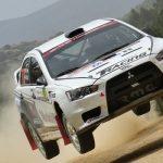 Ramón Torres terminó segundo en Copa Producción del Rally de Cerdeña
