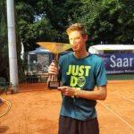 Nicolás Jarry se coronó campeón del Futuro 6 de Alemania