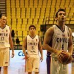 Selección chilena de básquetbol logró su primer triunfo en el Sudamericano