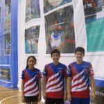 Constanza Naranjo aseguró medalla para Chile en el Panamericano Juvenil de Badminton
