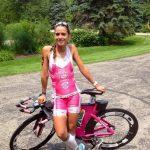 Valentina Carvallo logró el sexto lugar del Ironman 70.3 de Racine
