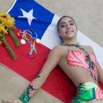 Valeska González logra dos bronces para Chile en el Festival Deportivo Panamericano