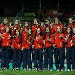 """Las """"Diablas"""" viajan este domingo a Europa para participar en Torneo 4 Naciones"""