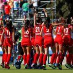 """""""Las Diablas"""" debutaron con un triunfo en el torneo 4 Naciones de hockey césped"""