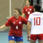Belén Canessa firma contrato con el club Nuova HF Teramo de la liga italiana de Handball