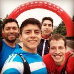 Camilo Pérez fue el mejor chileno en el World Taekwondo GP Suzhou 2014