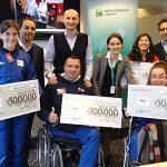 BNP Paribas Cardif entregó importante apoyo monetario al Comité Paralímpico de Chile