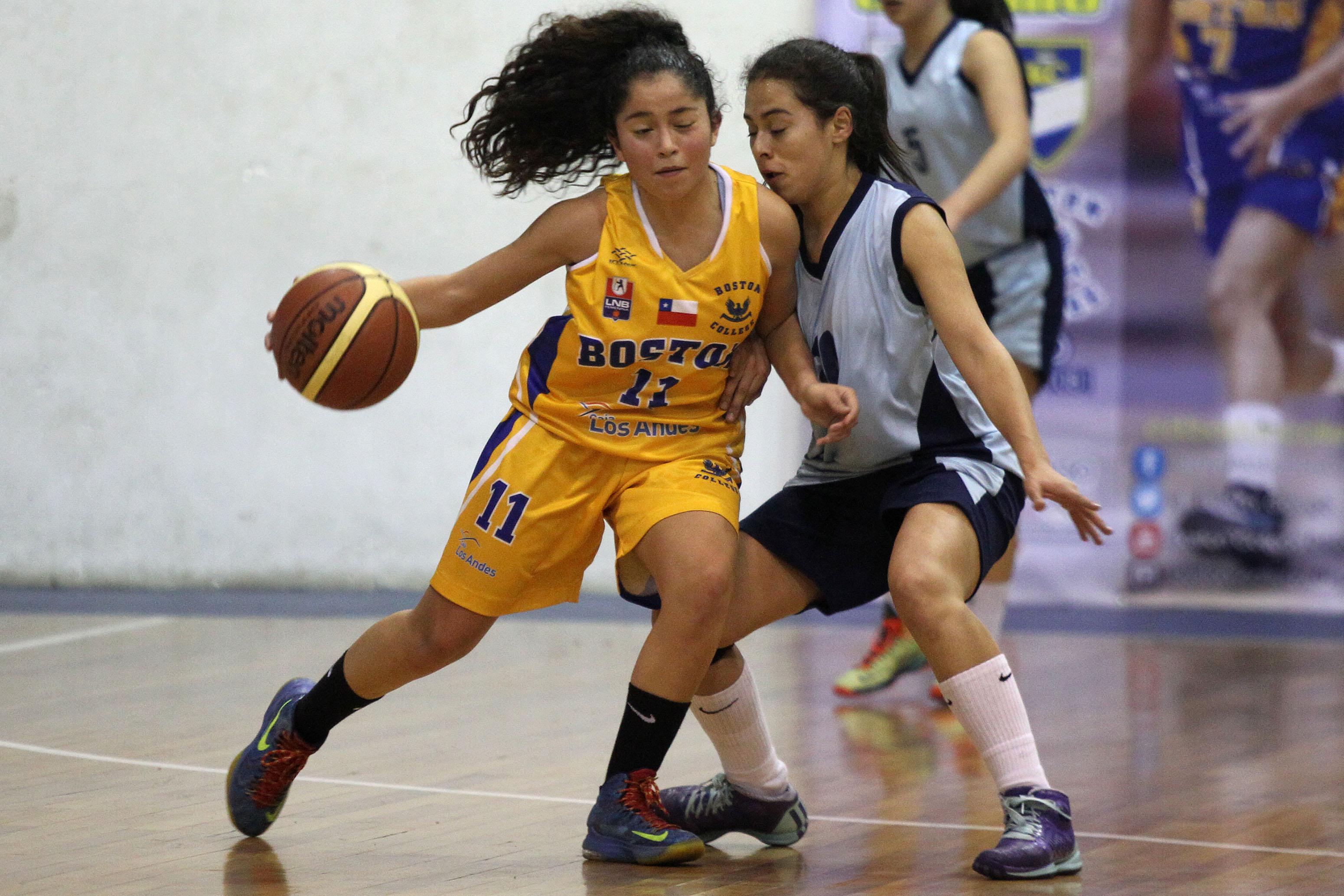 Basquetbol Femenino