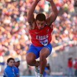Álvaro Cortéz clasificó a la final del salto triple en el Mundial Junior de Atletismo