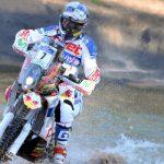 """Chaleco"" López se adjudicó la primera etapa del Dakar Series Desafío Guaraní"