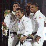 Judocas chilenos lograron tres medallas de plata en el Continental Open Santiago