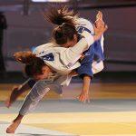 Judo de nivel mundial se vivió en la primera jornada del Continental Open Santiago