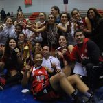 Colegio Los Leones logra el campeonato de la Liga Nacional Femenina de Básquetbol