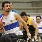 Dach de Santiago ganó primera fecha del básquetbol en silla de ruedas
