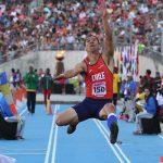 Daniel Pineda y Macarena Reyes ganan medalla de plata en Colombia