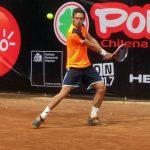 Tenistas nacionales se instalan en octavos de final de Torneos Futuro