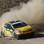 Jorge Martínez y Emilio Rosselot triunfaron en primera etapa del Rally Mobil en La Serena