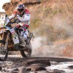 """Pablo Quintanilla y Antonio Hasbún ganan el Rally """"Atacama Training La Serena Norte"""""""