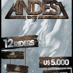 Evento Adidas Andes Freeride Contest desafía a los mejores riders  nacionales e internacionales