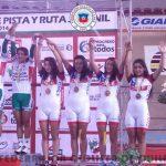 Chile obtuvo medalla de bronce en la segunda jornada del Panamericano Junior de Ciclismo