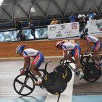 Chile comenzó su participación en el Panamericano Junior de Ciclismo